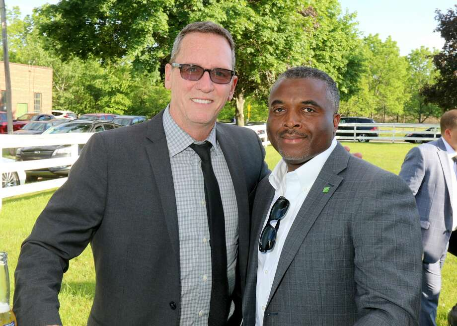 Were you Seen at 'An Aficionado Experience'  with special guest former New York Yankee pitcher David  Cone, a benefit for the Center for Disability  Services on Thursday,June 6, 2019, at the Shaker Heritage Society in  Albany? Photo: Joe Putrock/Special To The Times Union