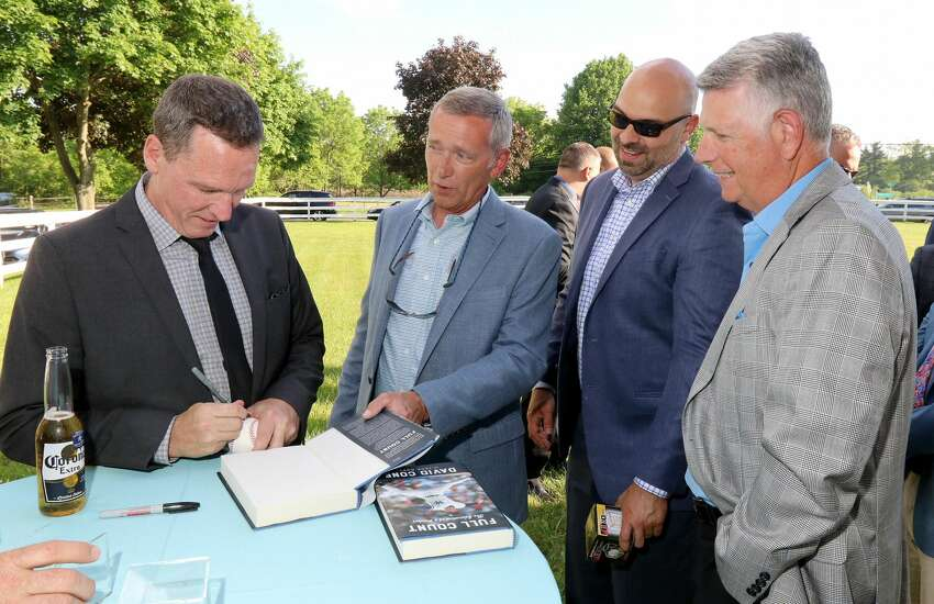 Were you Seen at 'An Aficionado Experience' with special guest former New York Yankee pitcher David Cone, a benefit for the Center for Disability Services on Thursday,June 6, 2019, at the Shaker Heritage Society in Albany?