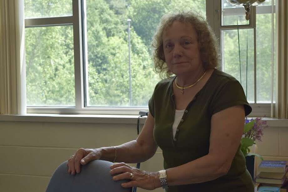 Sandra White, Shelton Intermediate School House One secretary.