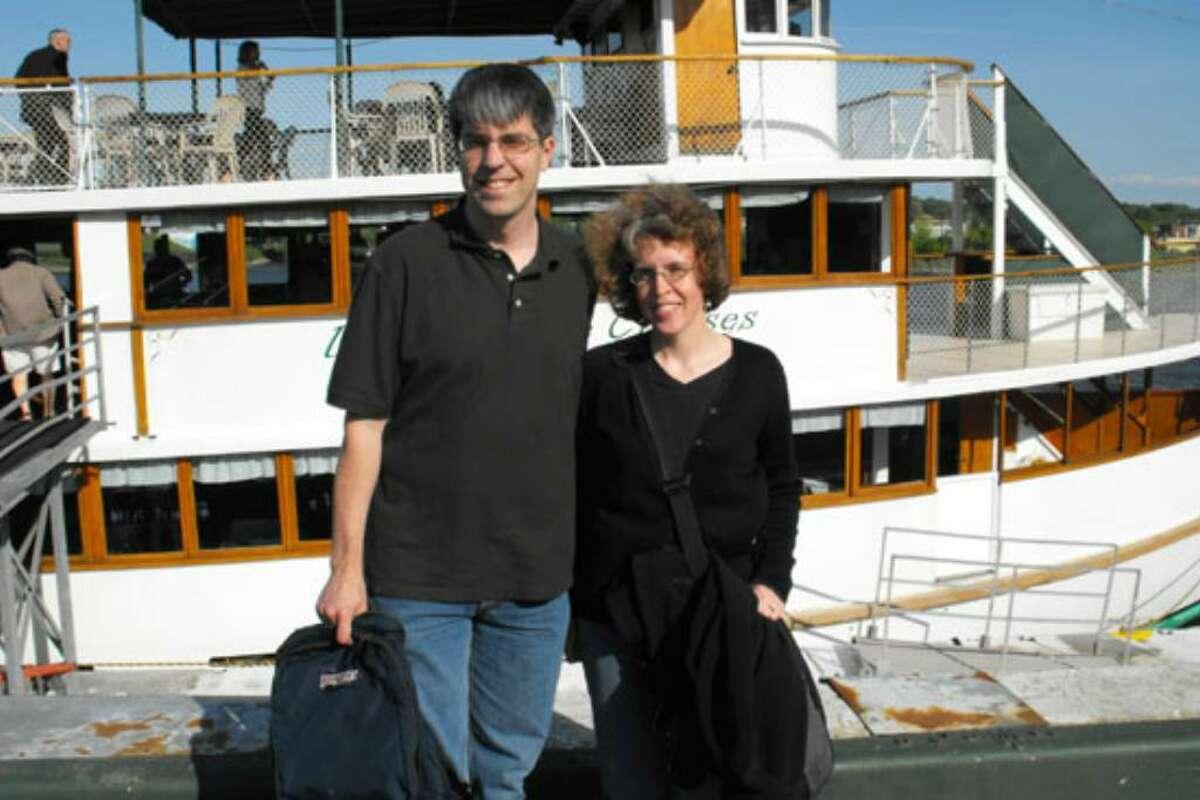 Were you seen at Dutch Apple Hudson River Commute?
