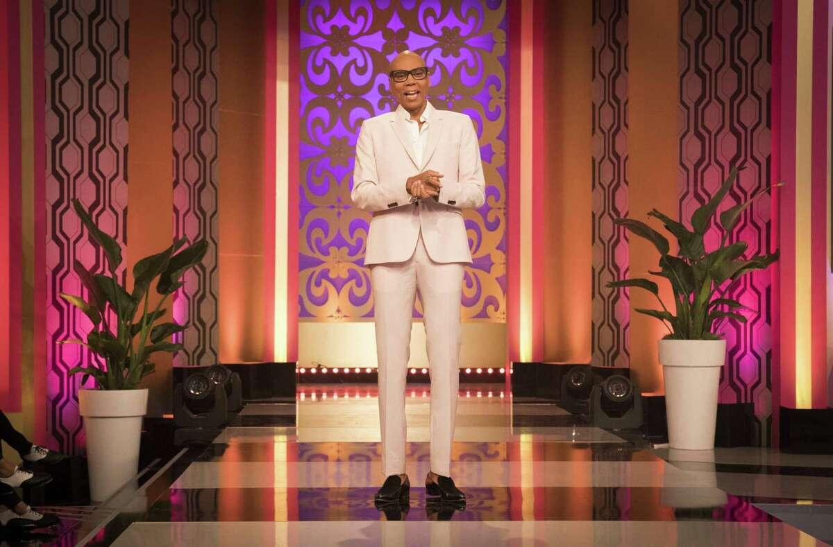 RuPaul's new talk show begins test airing June 10 for three weeks.