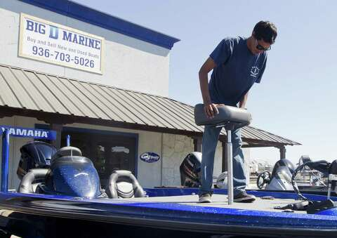 New Big D Marine finds niche with fishing boats on Lake Conroe - San