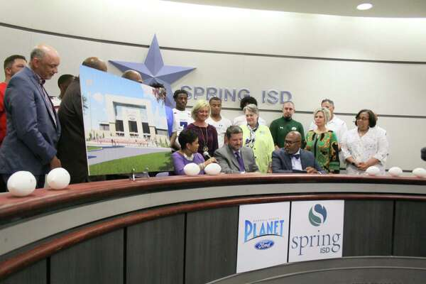 Planet Ford Spring >> Randall Reed S Planet Ford Gets Naming Rights To Spring