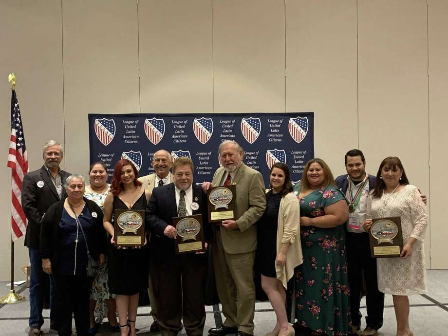 The LULAC Council from Laredo stood out at the LULAC Texas State Convention by sweeping the awards ceremony and bringing home several historic wins. Photo: Courtesy Photo