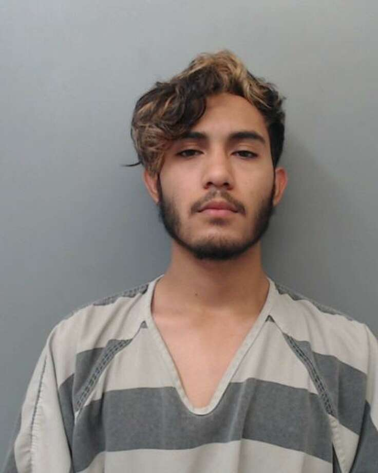 Javier Arreola, 18, was arrested and charged with making a terroristic threat and resisting arrest. Photo: Courtesy Photo