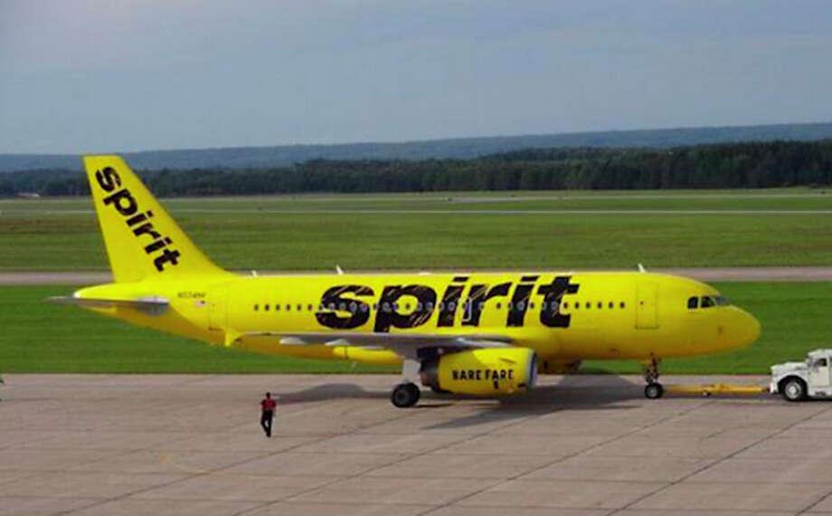 Stowaway bat terrorizes passengers on Spirit Airlines flight