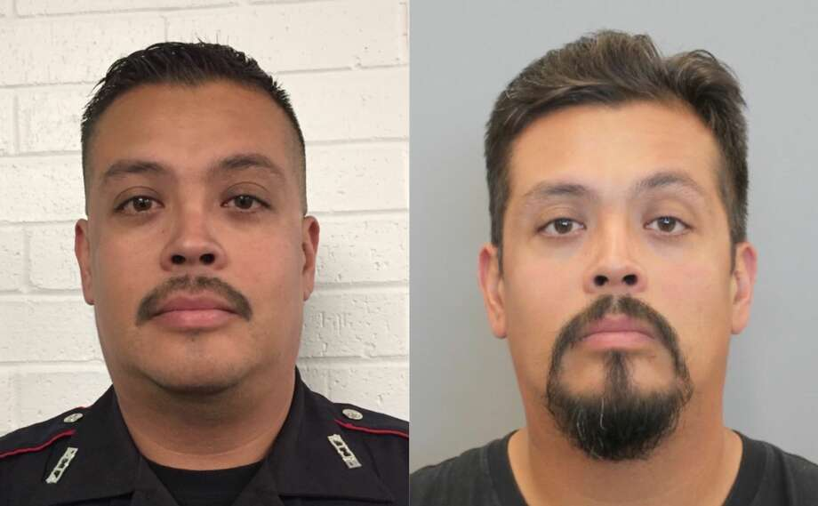 A Harris County grand jury indicted Richard Cornejo, 37, on two felony counts of sexual assault Thursday, June 6, 2019. Cornejo is a former deputy for the Harris County Precinct 4 Constable's Office. Photo: Houston Police Department