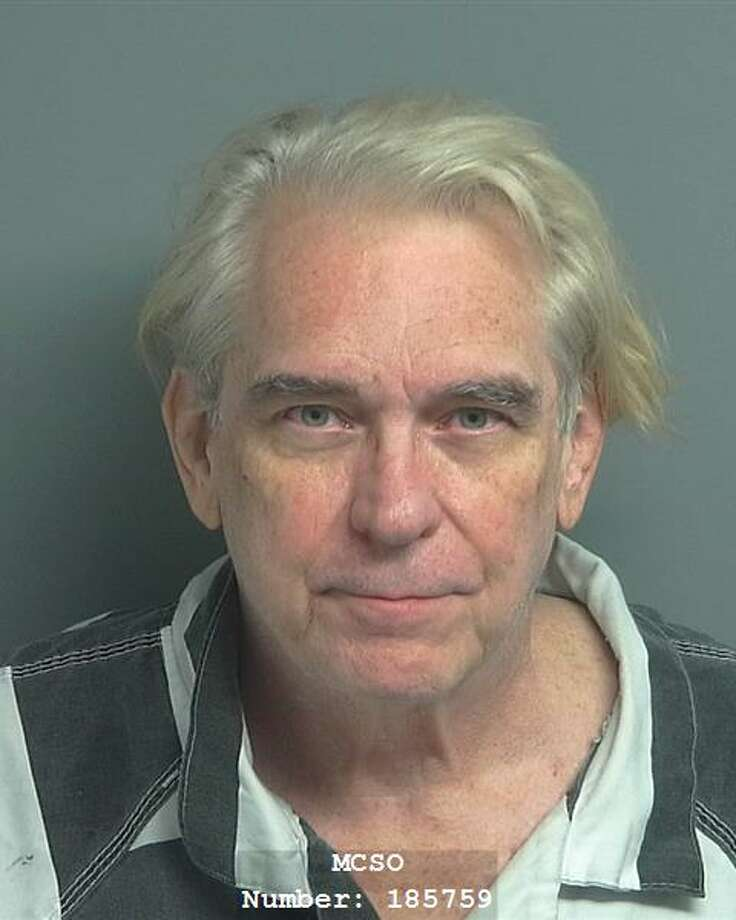 Daniel J. Subach, 72, of Conroe, is in custody at the Montgomery County Jail and is being charged with aggravated assault with a deadly weapon. Photo: Courtesy Of The Montgomery County Sheriff's Office