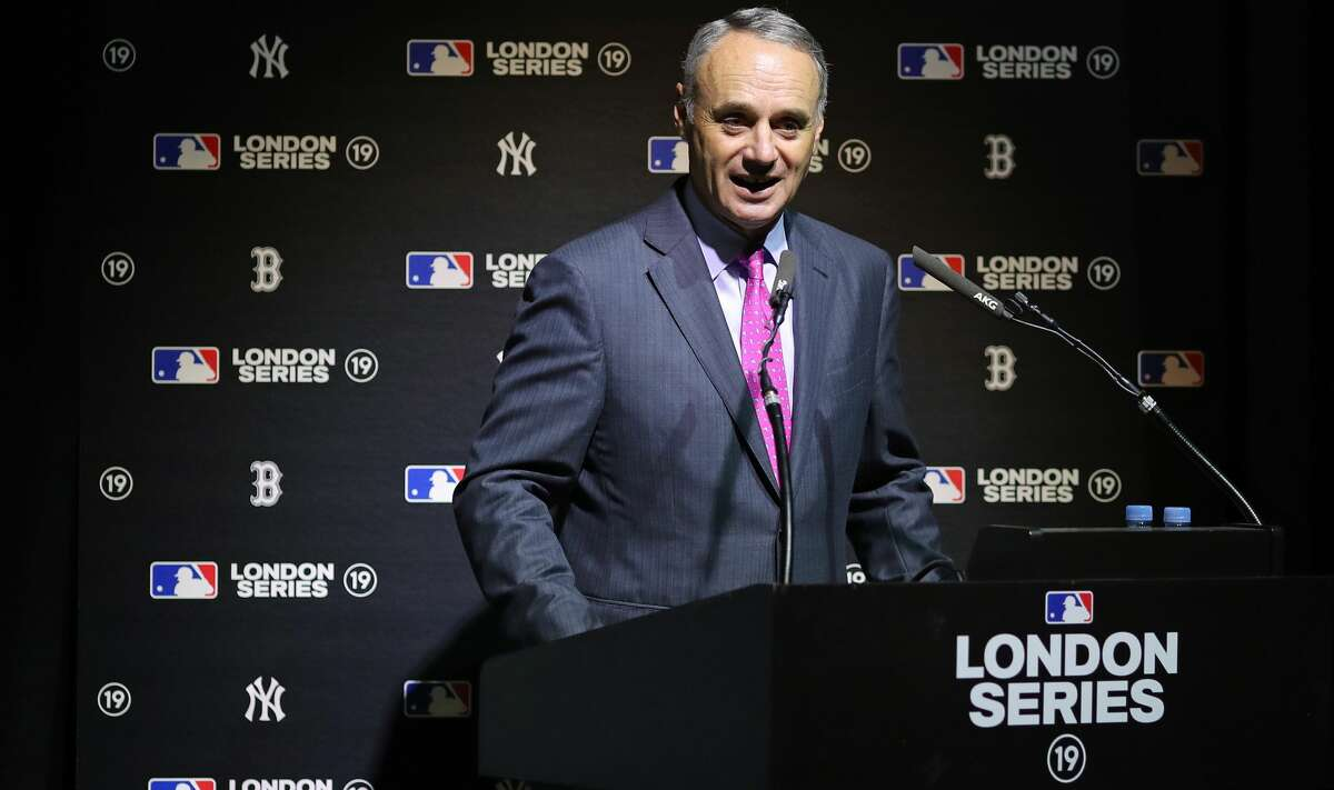 A letter from Rob Manfred to the Yankees in 2017 about sign stealing is ordered unsealed by a judge.