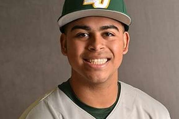 San Jacinto College-North freshman pitcher Bryant Salgado was selected by the San Diego Padres in 34th round of the Major League Baseball First-Year Player Draft on Wednesday.