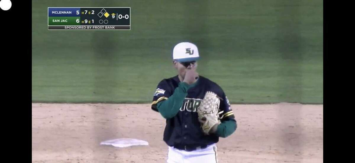 Klein Forest graduate Bryant Salgado, who pitched at San Jacinto and Oregon State, has been drafted by the Astros.