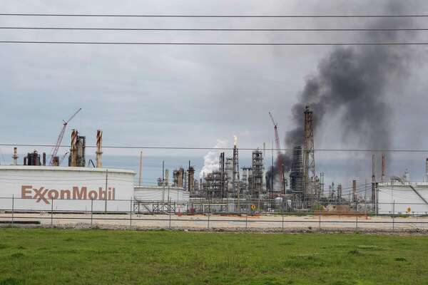 Harris County sues Exxon Mobil over 'illegal' emissions