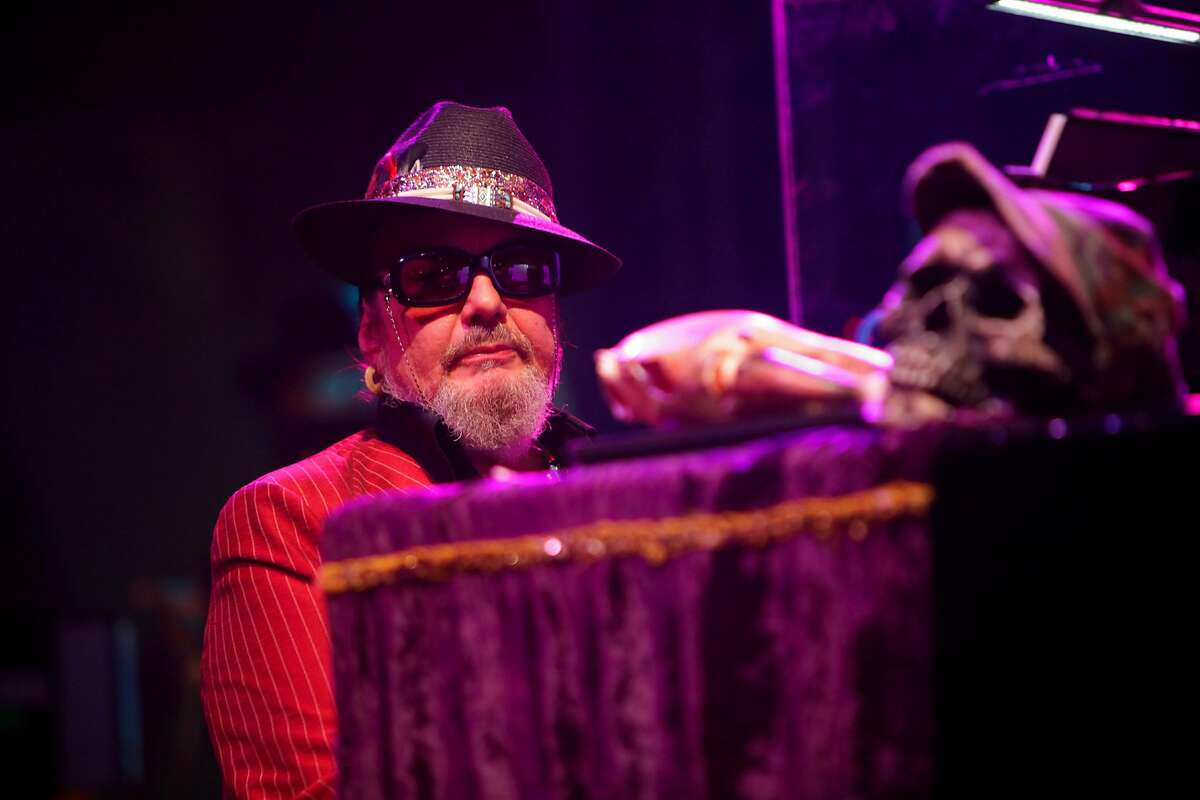 FILE -- Dr. John performs during the Bonnaroo Music and Art Festival in Manchester, Tenn., June 11, 2011. Mac Rebennack, the pianist, singer, songwriter, and producer better known as Dr. John, who embodied the New Orleans sound for generations of music fans, died on June 6, 2019. He was 77. (Jim Wilson/The New York Times)