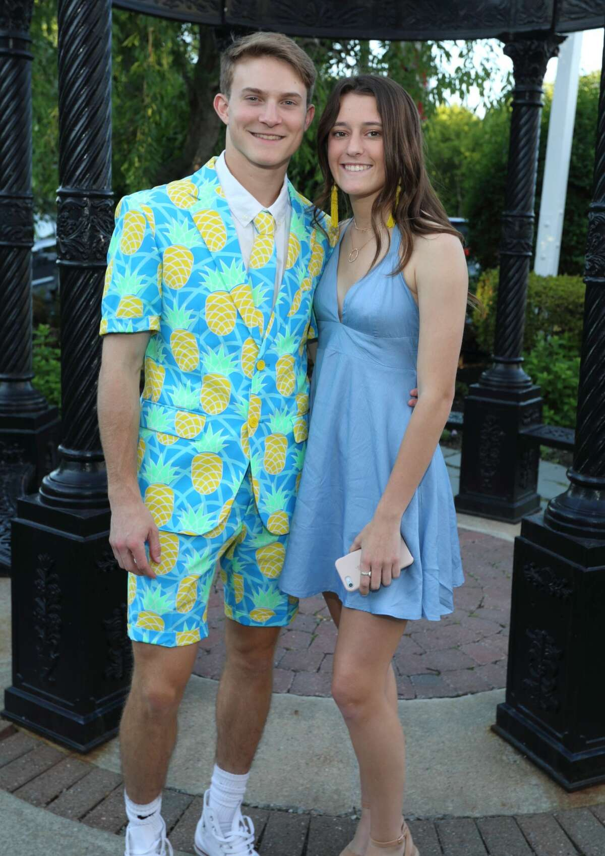 Were you Seen at the Niskayuna High School Senior Gala at the Glen Sanders Mansion in Scotia on Friday, June 7, 2019?
