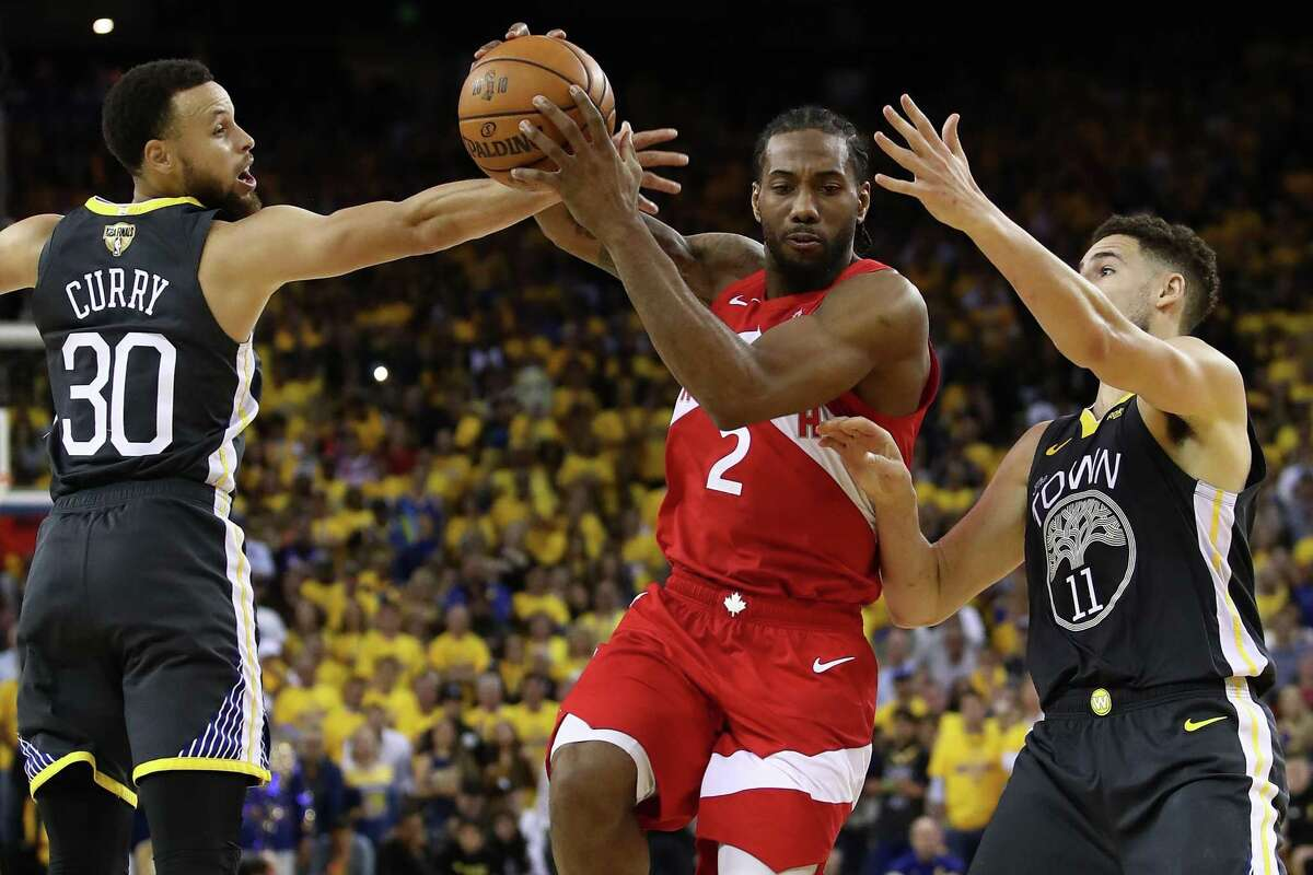 In an NBA Finals dominated by Kawhi Leonard, Warriors coach Steve Kerr finally has run out of patience with questions about Kevin Durant, just as Gregg Popovich did a season ago when Leonard was out for months with a mysterious injury.