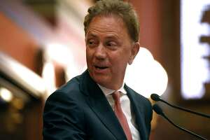 Gov. Ned Lamont is giving agency heads the discretion on which employees are needed in the field, which can work from home and which will be sent home unable to work. Lamont wants those who cannot work to volunteer at food banks or other charities in the pandemic crisis.