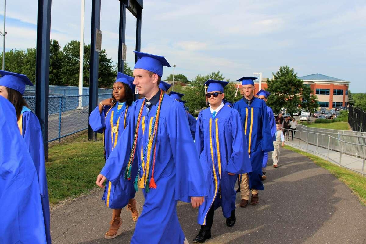10. Seymour High School, Seymour (#3,286 nationally)Graduation rate: 96 percent | College readiness: 33.6Source: U.S. News & World Report