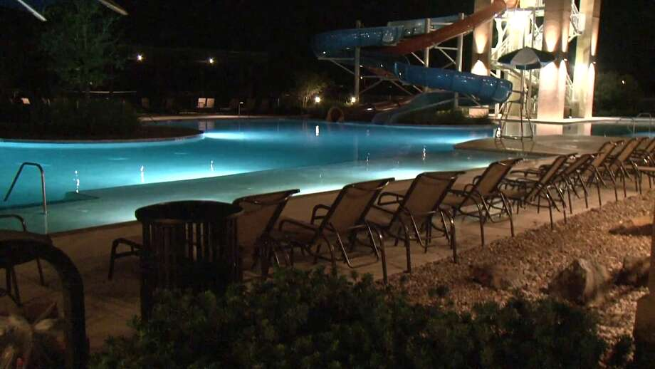 Deputies say a 6-year-old child was being treated following a near-drowning southwest of Katy Photo: Metro Video Services