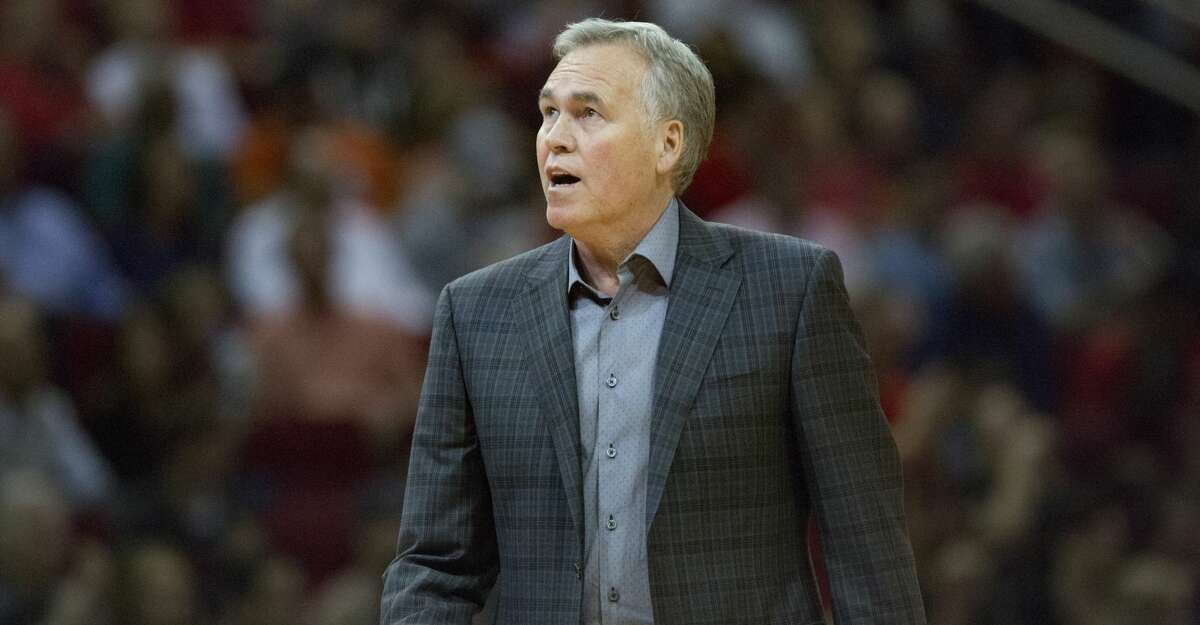 PHOTOS: Rockets game-by-game Houston Rockets head coach Mike D'Antoni looks up to the score board during an NBA game between the Houston Rockets and the Charlotte Hornets at the Toyota Center on Monday, March 11, 2019, in Houston. The Houston Rockets won against the Charlotte Hornets 118- 106. Browse through the photos to see how the Rockets fared in each game last season.