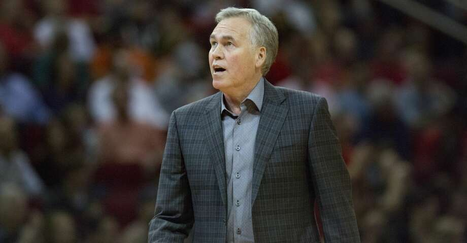 PHOTOS: Rockets game-by-game Houston Rockets head coach Mike D'Antoni looks up to the score board during an NBA game between the Houston Rockets and the Charlotte Hornets at the Toyota Center on Monday, March 11, 2019, in Houston. The Houston Rockets won against the Charlotte Hornets 118- 106. Browse through the photos to see how the Rockets fared in each game last season. Photo: Marie D. De Jesús/Staff Photographer