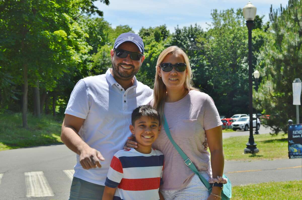 The Triangle Community Center held its annual LGBTQ Pride festival, Fairfield County's Pride in the Park at Matthews Park in Norwalk on June 8, 2019. Were you SEEN?