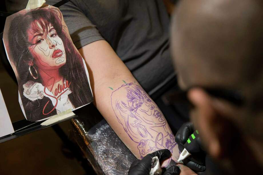 PHOTOS: The second annual Houston Tattoo Arts Convention, held at at NRG Center, featured 500 artists and tattoo industry suppliers.