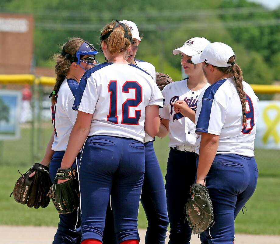 USA 8, Kingston 0 Photo: Paul P. Adams/Huron Daily Tribune