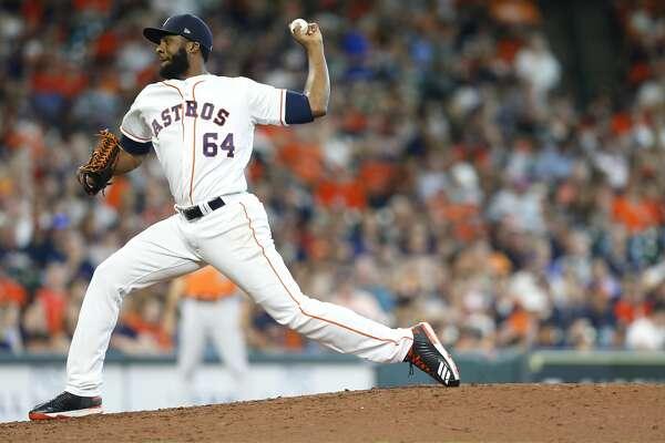 Astros minor leaguer Reymin Guduan suspended for remainder