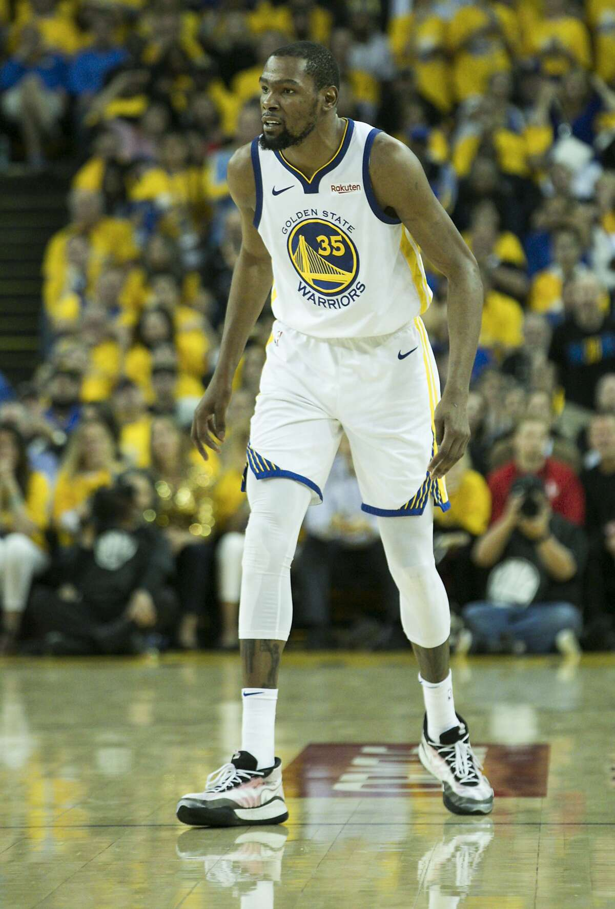 10. Kevin Durant Sport: Basketball Salary: $30.4 million Endorsements: $35 million Total earnings: $65.4 million