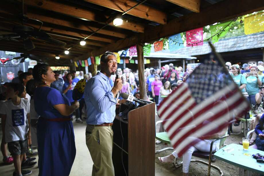 A reader has a message for newly reelected Mayor Ron Nirenberg. Photo: Billy Calzada / Staff Photographer / Billy Calzada