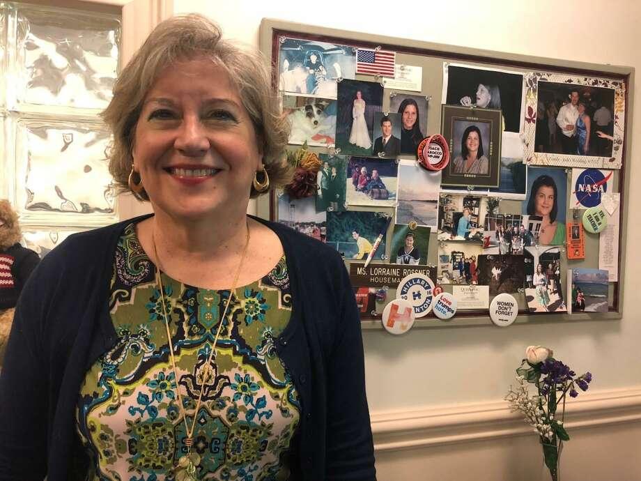 Lorraine Rossner Photo: Brian Gioiele /Hearst Connecticut Media /