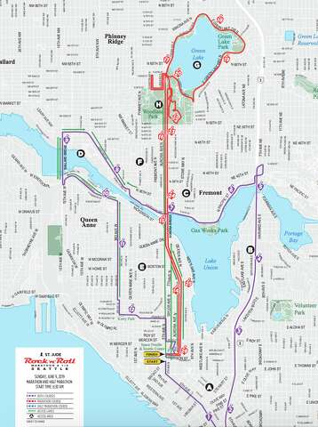 Where Seattle traffic will be affected (and mangled) thanks ...