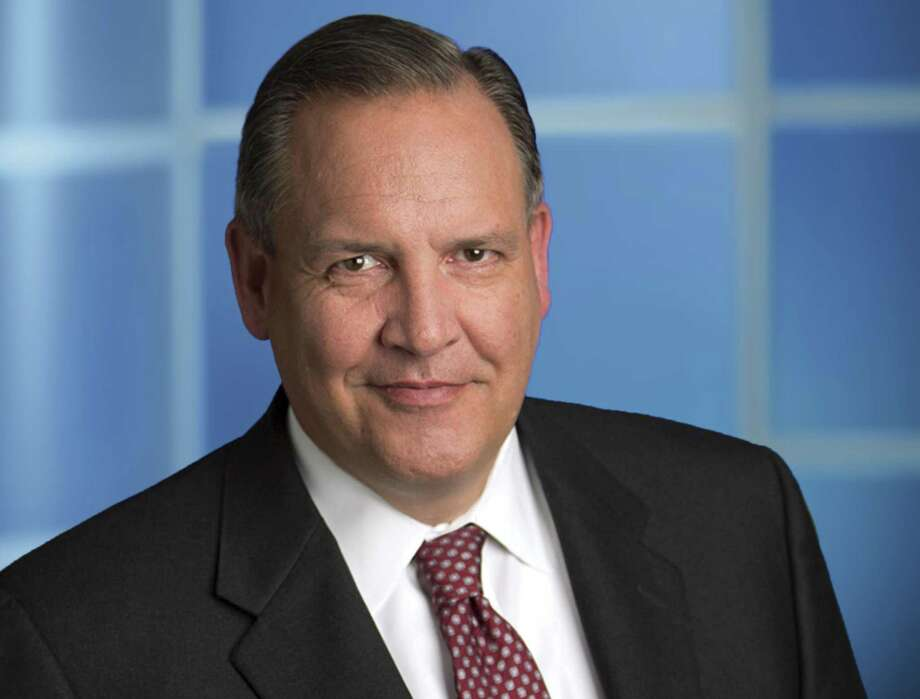 United Technologies Corp. chief executive officer Greg Hayes succeeded Louis Chenevert whose abrupt retirement was announced Monday, Nov. 24, 2014. UTC, based in Farmington, could merge with Waltham, Mass.-based Raytheon Co., according to reports saying the deal could be announced as soon as Monday, June 10, 2019. Photo: Handout Photo Via Associated Press / United Technologies