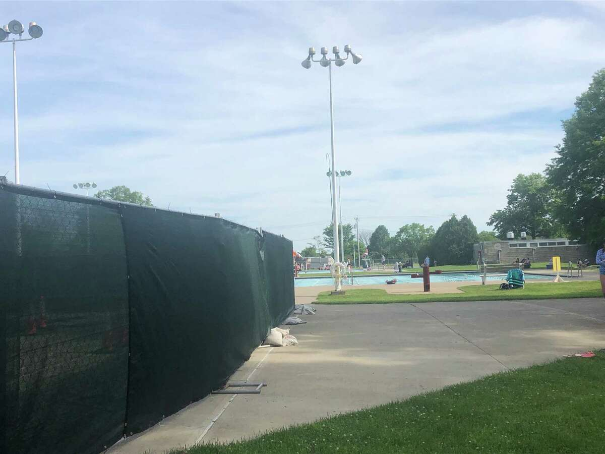 The dive tank at the Bethlehem Town Pool is closed for the summer after renovations discovered unforeseen structural issues. Construction will begin again in the fall but there remains a chance it won't be worthwhile to resurrect.