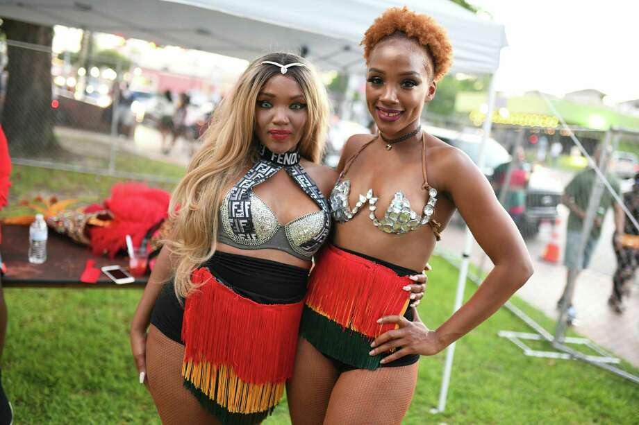 Houston Reggae Festival 2019 in Peggy Park in Houston, TX on Saturday, June 8, 2019 Photo: Jamaal Ellis, Contributor / 2019