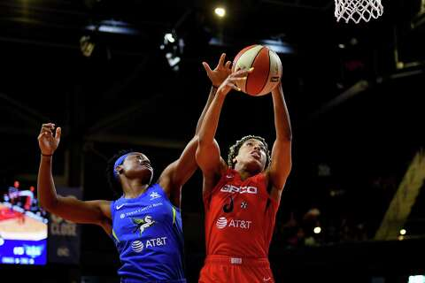 Aerial Powers and Tianna Hawkins give Mystics boost off
