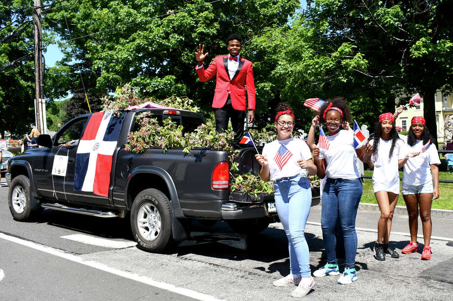 The 2019 Laurel Parade and Crowning event was held on June 9, 2019 in Winsted Photo: Lara Green- Kazlauskas/ Hearst Media