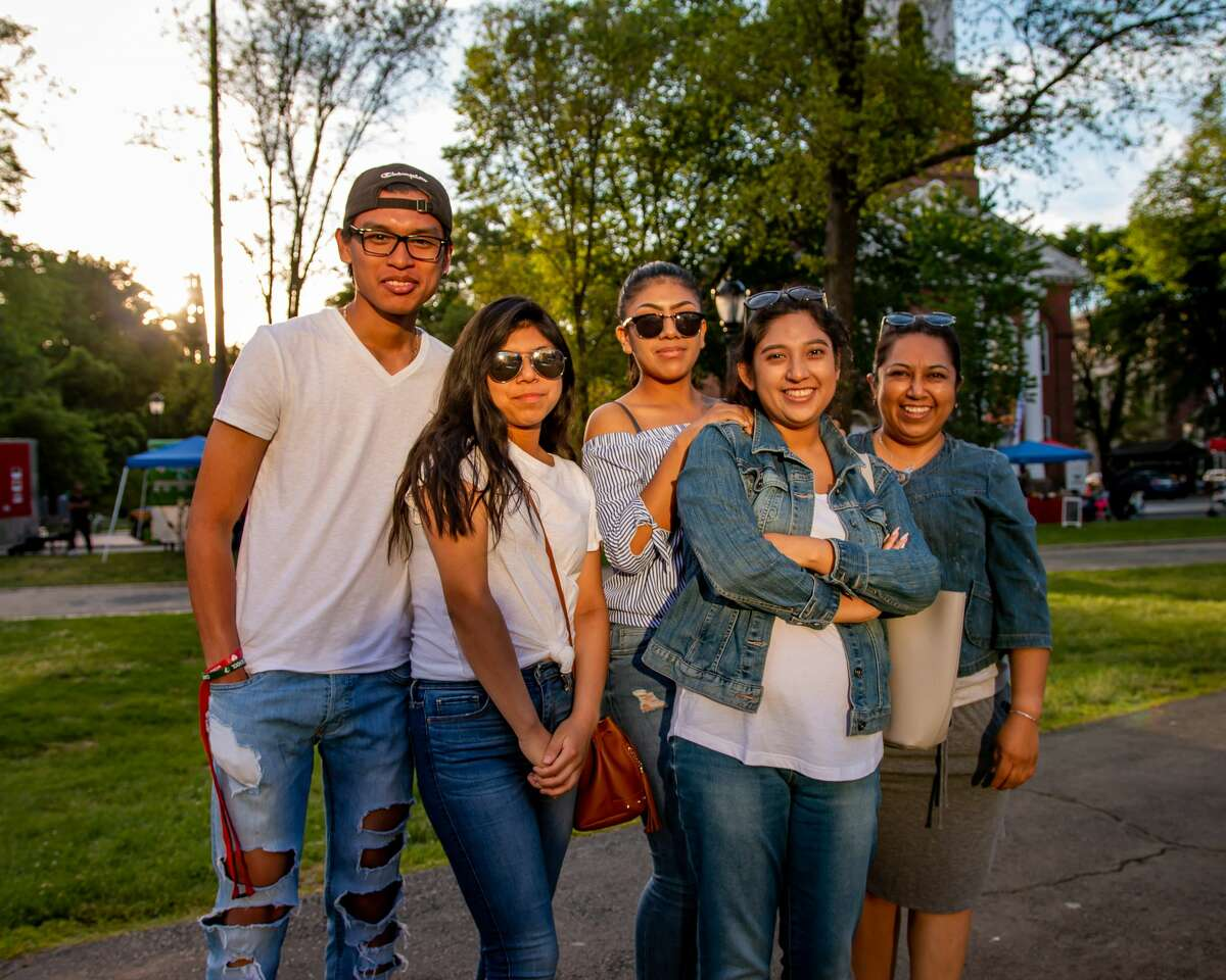 The International Festival of Arts and Ideas takes place in New Haven June 8 - 22, 2019. Festivities include live music, performances, lectures, exhibitions and more. Were you SEEN opening weekend?