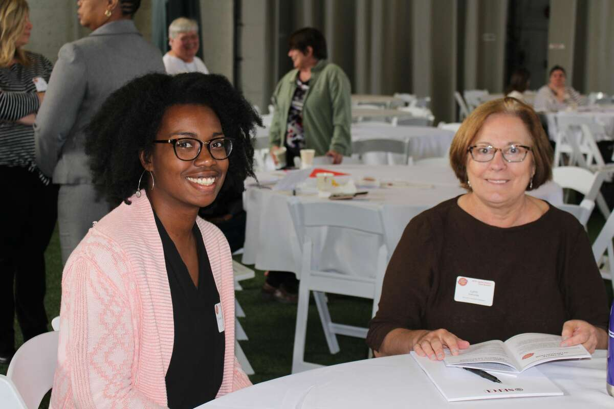 Were you Seen at The Food Pantries of the Capital Region's Capital District Food Summit at the Armory at Sage College in Albany on June 5, 2019?