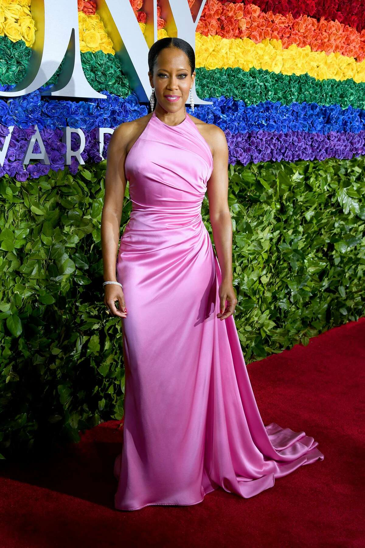 NEW YORK, NEW YORK - JUNE 09: Regina King attends the 73rd Annual Tony Awards at Radio City Music Hall on June 09, 2019 in New York City. (Photo by Kevin Mazur/Getty Images for Tony Awards Productions)