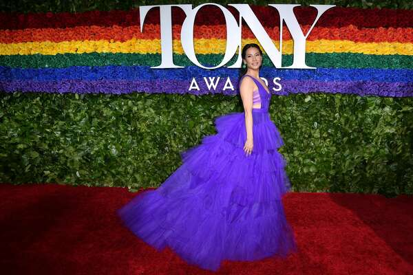 US actress Lucy Liu attends the 73rd Annual Tony Awards at Radio City Music Hall on June 9, 2019 in New York City. (Photo by Angela Weiss / AFP) (Photo credit should read ANGELA WEISS/AFP/Getty Images)