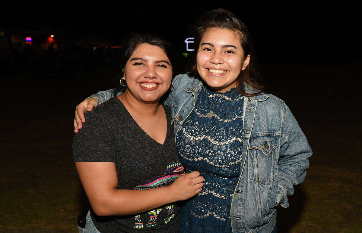 Tejano music lovers head out to LIFE Downs to see their favorite bands on Saturday, Jun 08, 2019.