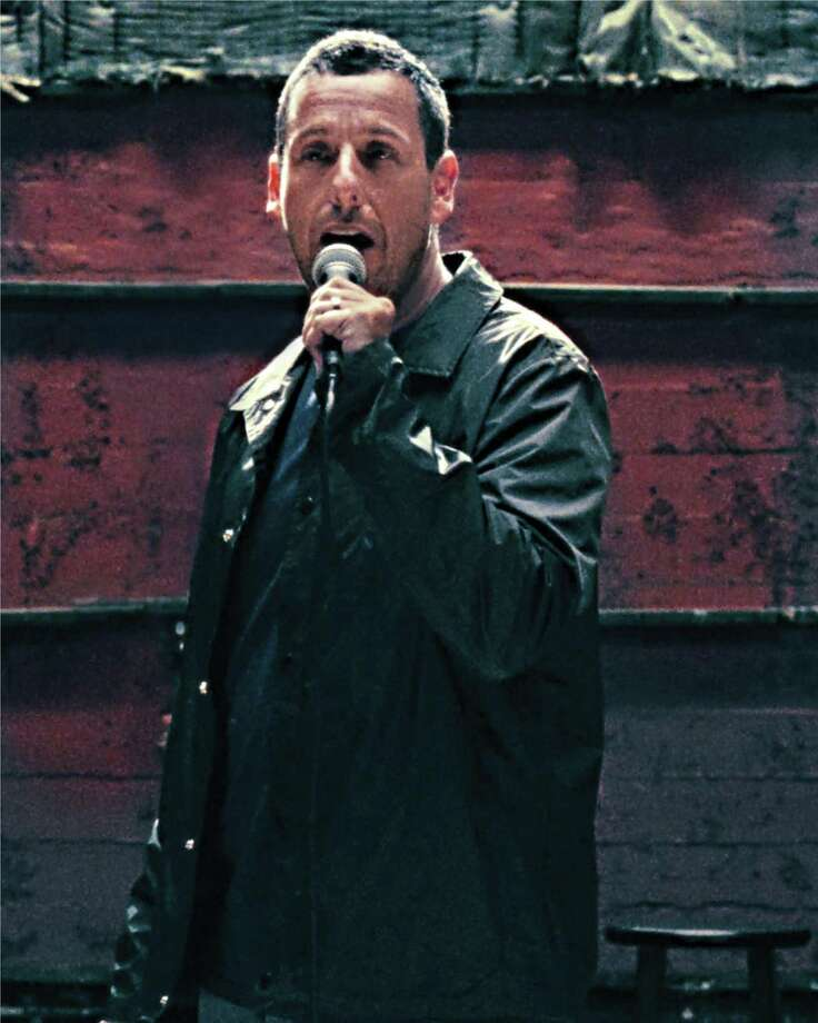 "Adam Sandler brings his ""100% Fresher Tour"" to Webster Bank Arena in Bridgeport on June 25. Photo: Contributed Photo"
