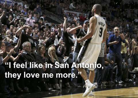 c0d5daa59a7 Tony Parker's best quotes about San Antonio and Spurs fans from his ...