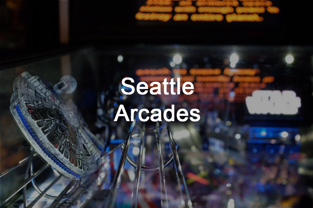 Seattle is the top U.S. city for gamers -- but where can you play?