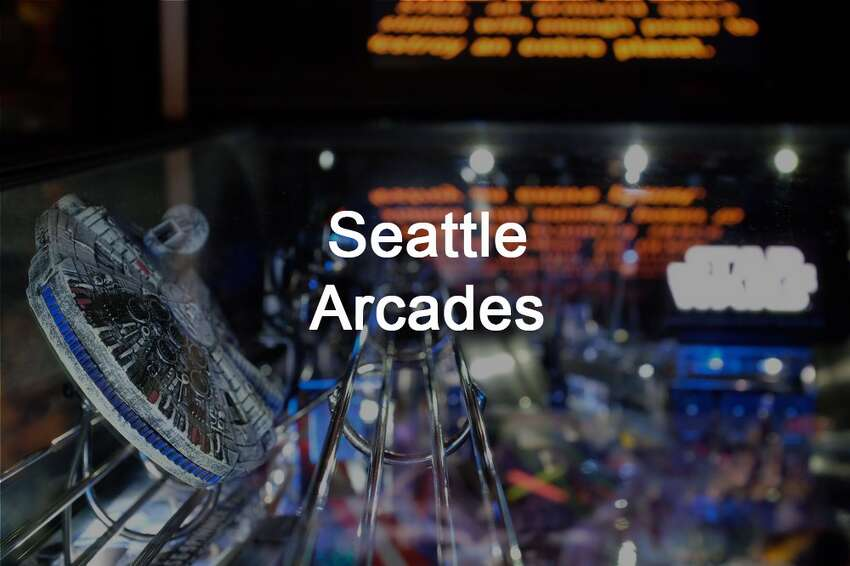 A new study by WalletHub found that Seattle is the best city in the country for gamers. Keep clicking to see some arcades (and arcade bars) in Seattle and the surrounding area.