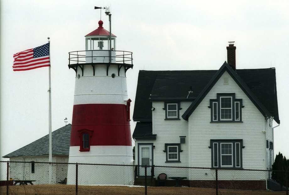 FILE - 2/19/04 --Stratford Point Lighthouse. Photo: File Photo/Ned Gerard / File Photo / Connecticut Post file photo