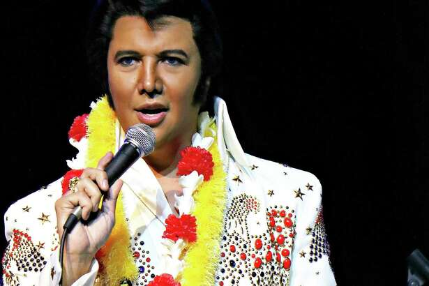 Houston native Vince King will do his best Elvis music for the fans at Liberty Opry on June 22 at 6 p.m.