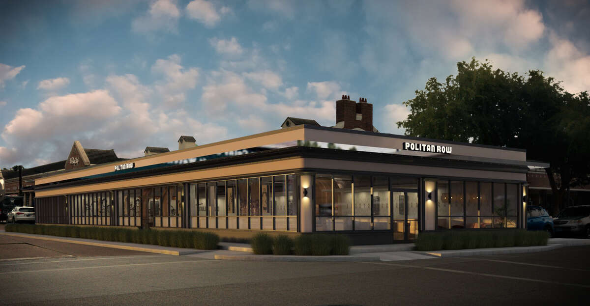 PHOTOS: Houston's food hall scene keeps expanding. Politan Row Houston from the New Orlean's based Politan Group is slotted to open at 2445 Times Blvd. fall 2019. >>> See where to eat in Rice Village ...