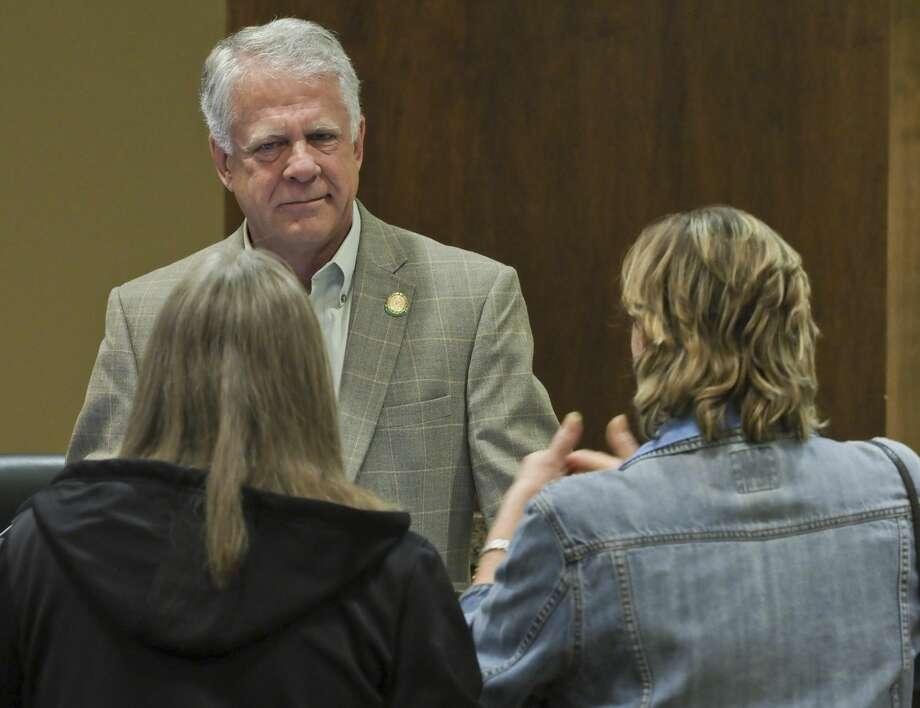 Scott Ramsey, precinct 1 County Commissioner. Photo: Tim Fischer/Midland Reporter-Telegram
